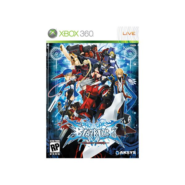 Xbox 360 Gamers' BlazBlue: Calamity Trigger Review