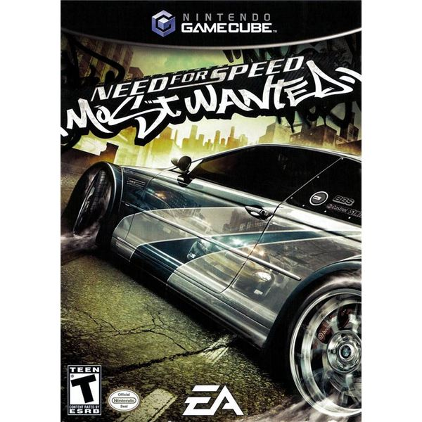 Need For Speed Most Wanted Review For Nintendo Gamecube Altered