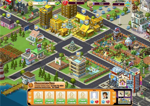 The Top 10 Best Games on Facebook