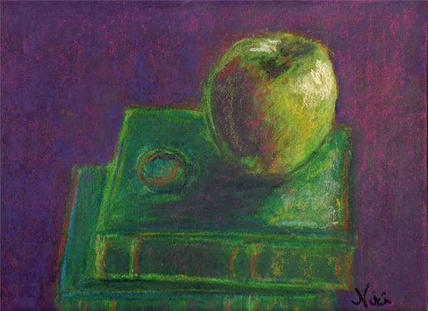 Middle School Art Lesson: Still Life Paintings of Your History & Future