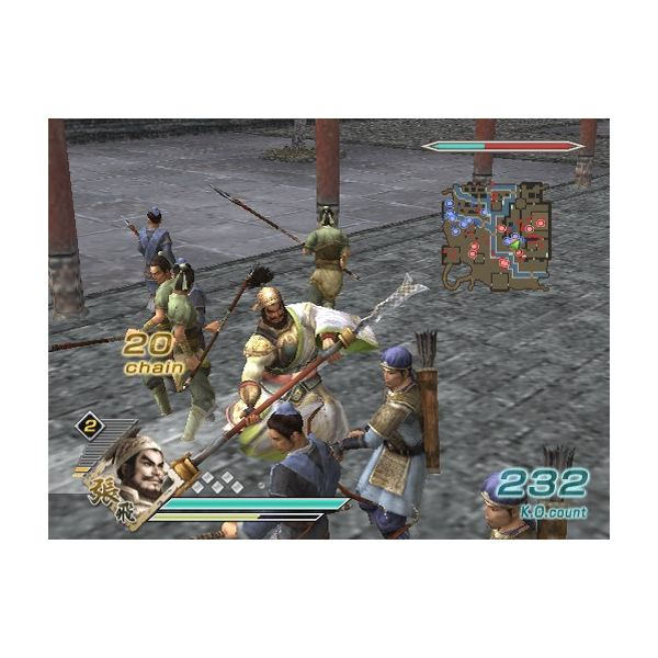 Warriors Orochi 2 Psp How To Unlock All Characters: Dynasty Warriors 6 Review For PS2