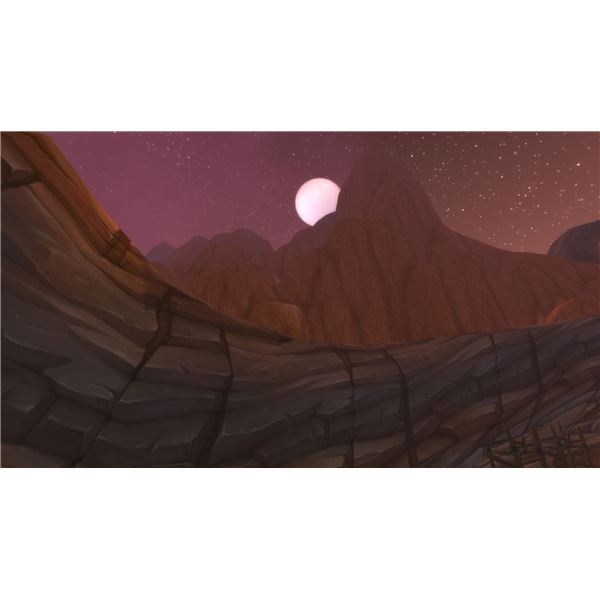 Moon Over Orgrimmar