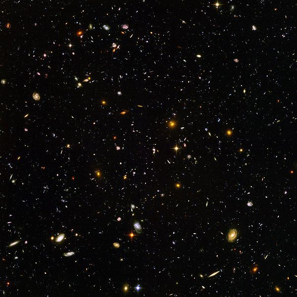 Innumerable Galaxies