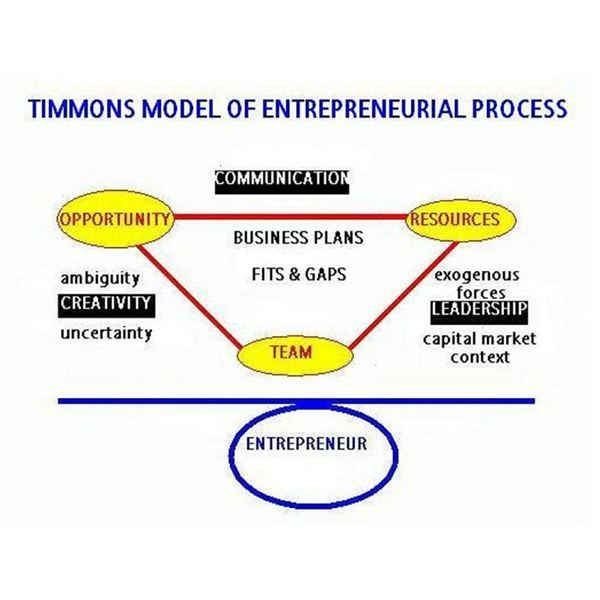 Understanding The Timmons Model Of Entrepreneurship