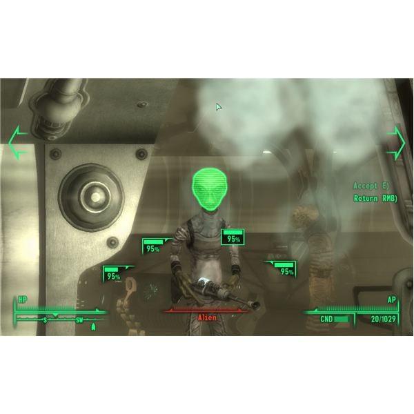 Fallout 3: Mothership Zeta - An Adequate Solution for Most Problems