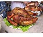 Thanksgiving turkey Nov 2006 133