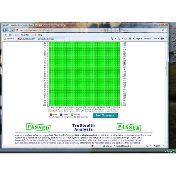 ShielsUp%20test%20for%20Privatefirewall
