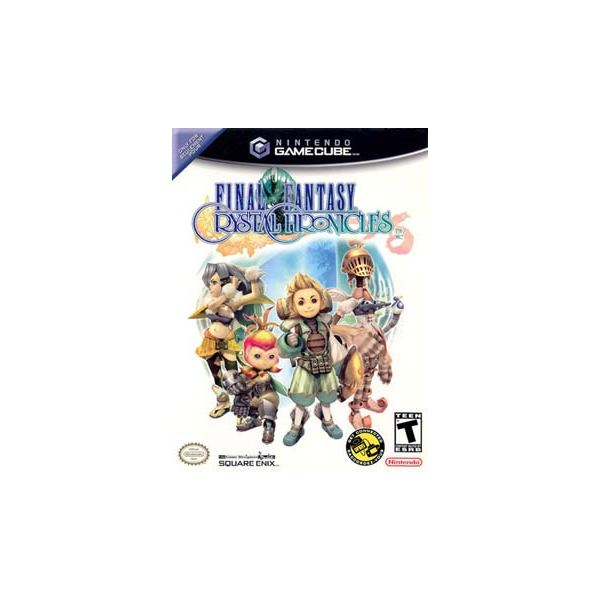 Final Fantasy Crystal Chronicles Review for Nintendo Gamecube