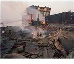 ship breaking garbage heaps