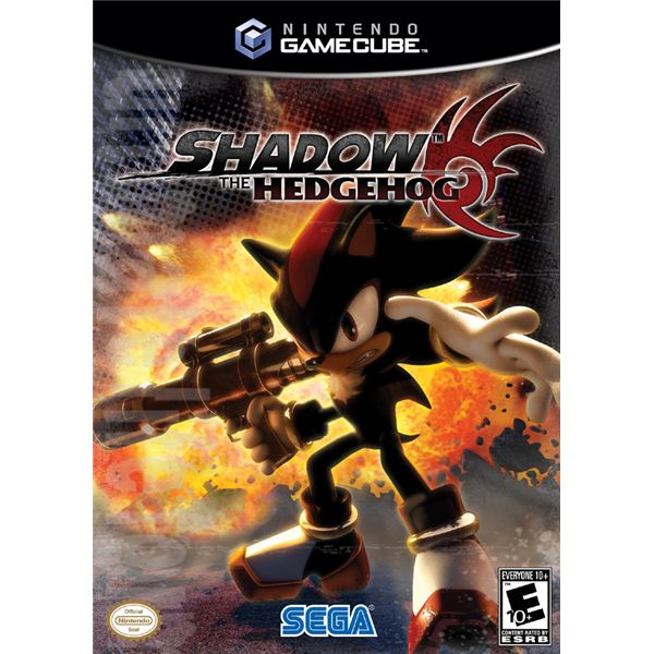 Shadow the Hedgehog Review for Gamecube