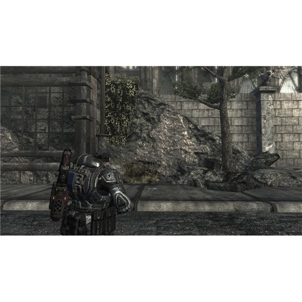 Walkhthrough for the Gears of War Chapters 3 - 6 of Act 1: Ashes