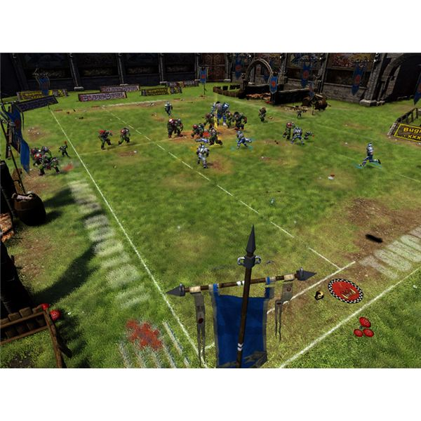 Blood Bowl Review: Turn Based Football?