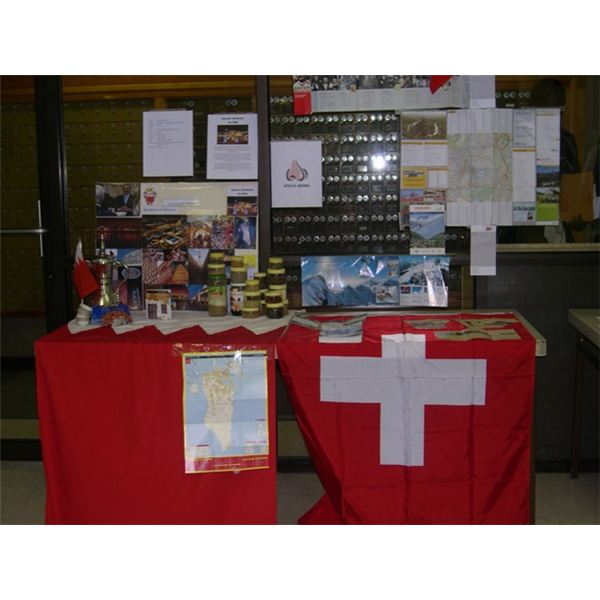 Bahrain and Switzerland Presentation
