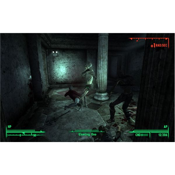 Fallout 3 - Tenpenny Tower - Ghoul Assault on Tenpenny Tower