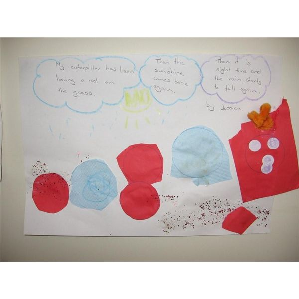 The Very Hungry Caterpillar Lesson Plans - Integrating Art and Literacy
