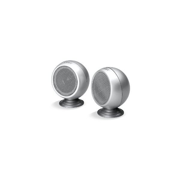 COBY CS-P14 Personal Mini Stereo Speakers