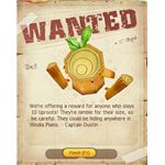 Wanted Quest Poster