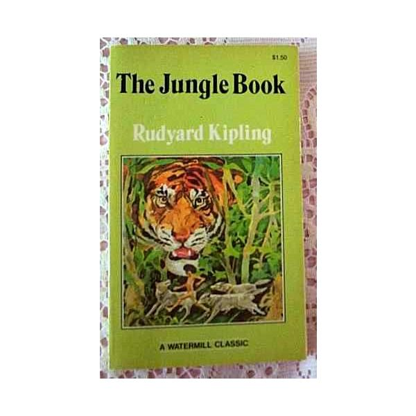 Guide to the Characters in Kipling's The Jungle Book