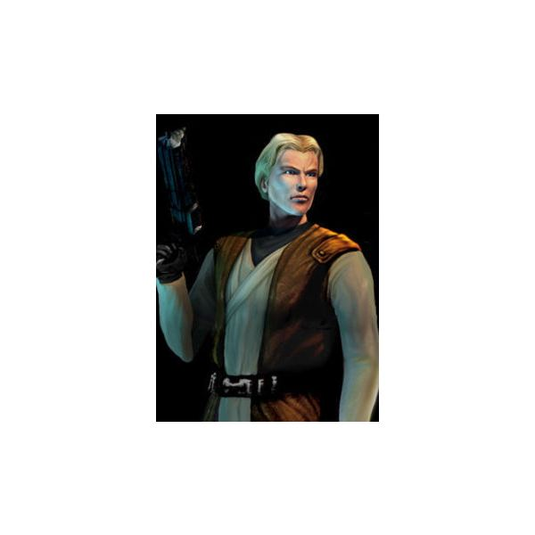 Star Wars: Knights of The Old Republic 2 Characters & Companion