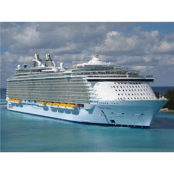 Cruise Ship Gas Mileage