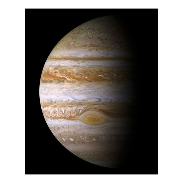 Information About the Great Red Spot of Jupiter