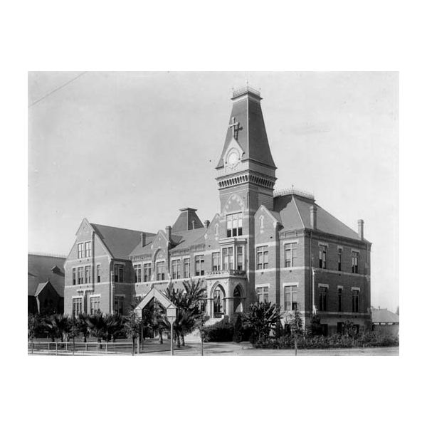 St Vincents College 1905 Wikimedia Commons