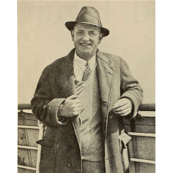 Short Biography of P.G.Wodehouse