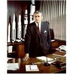 Wernher von Braun in 1964