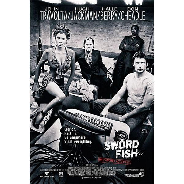 Swordfish - Inaccurately Depicting Hackers and Cyber Crime