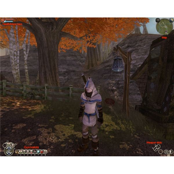 Fable: the Lost Chapters - Walkthrough of the Quests in Oakvale