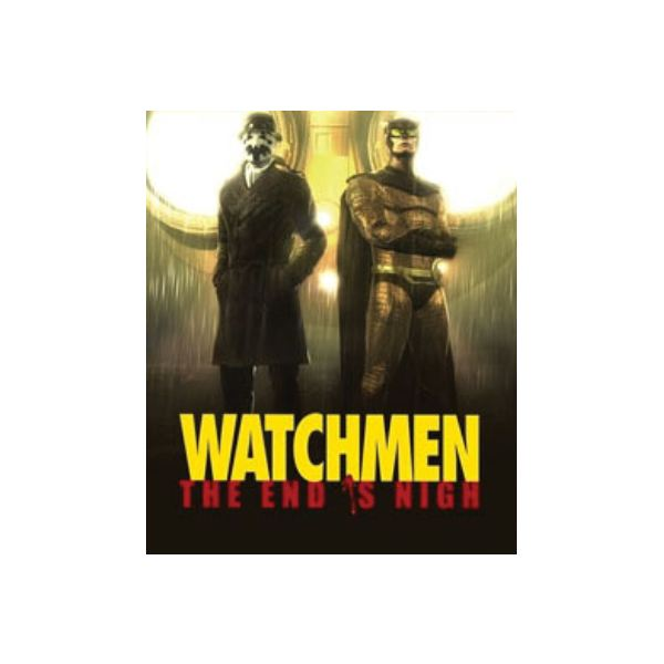 Watchmen: The End is Nigh Part 2 Video Game Review