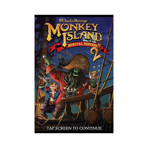 Monkey Island 2 Special Edition: LeChuck's Revenge Review