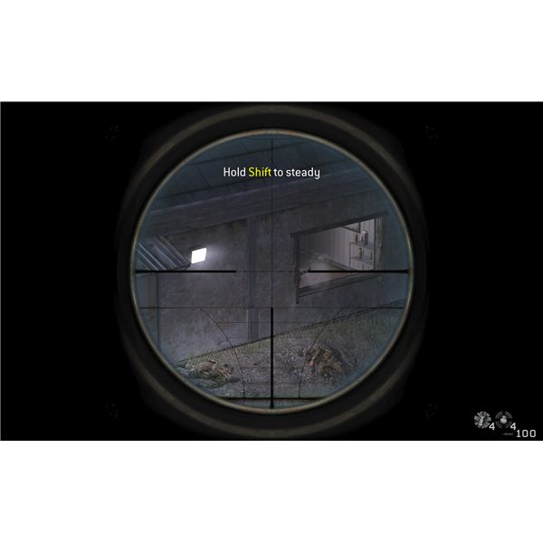 Call of Duty 4: Modern Warfare - Sniping the Guards