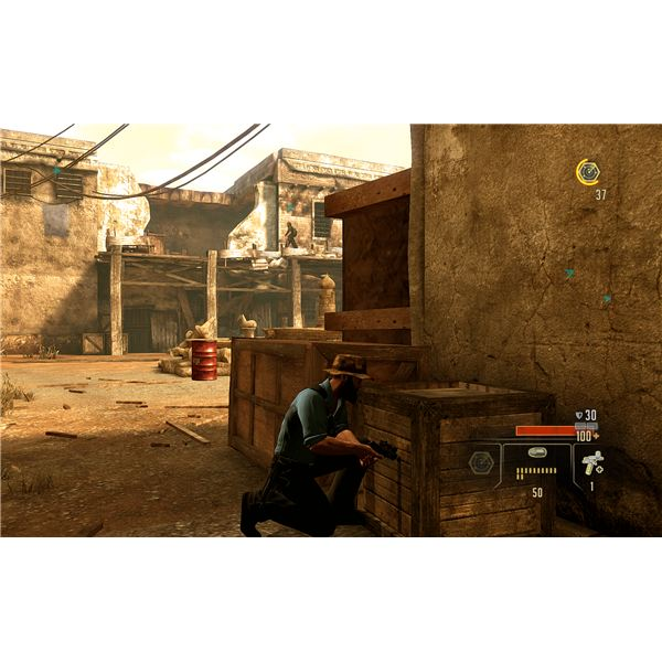Alpha Protocol Guide - Finding Nasri - The First Courtyard