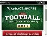 Yahoo Fantasy Football App