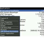 BlackBerry Application Size