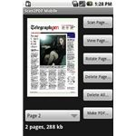 Scan2PDF Mobile - document scanner for android