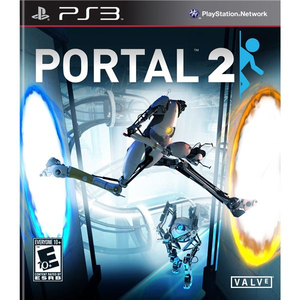 Video Game Portal 2 Review