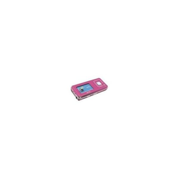 SanDisk Sansa c250 - Digital player : radio - flash 2 GB - WMA, MP3 - pink