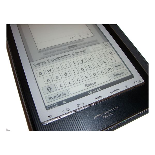 Kindle Vs Sony Reader: Kindle & Sony Reader: What Are The Keyboard Differences?