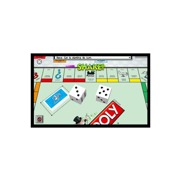 Monopoly on Windows Phone