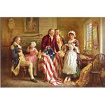 Library of Congress: Betsy Ross and the Flag