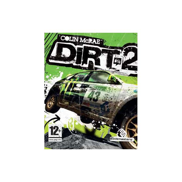Colin MacRae's Dirt 2 PC Game Review - Off Road Racing for Windows PC