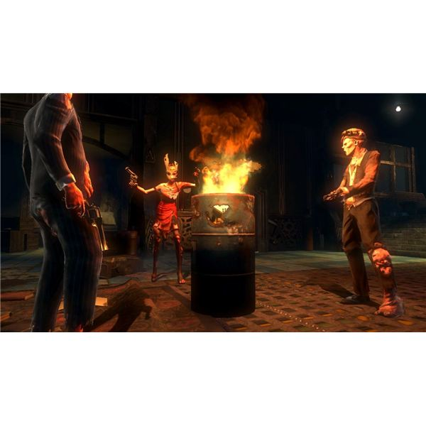 Enemies for Enemies Sake: or Why The Splicers Are In Every Level of Bioshock 2