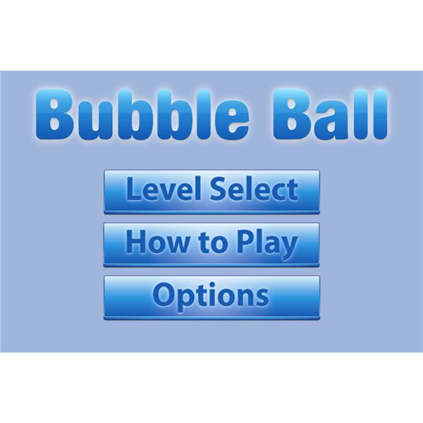 bubble ball screen 1