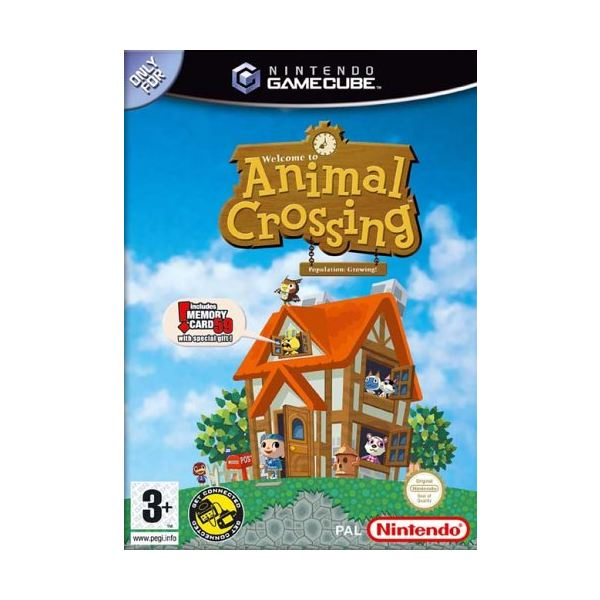 Animal Crossing for Nintendo Gamecube