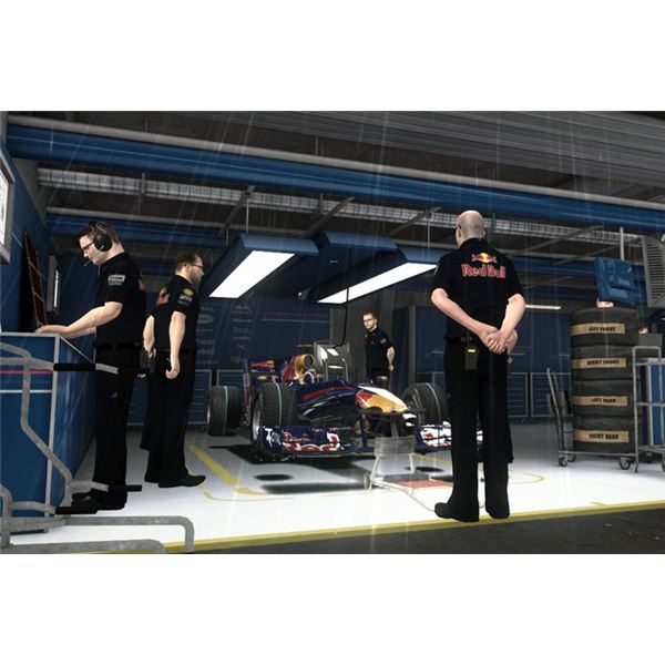 Codemasters F1 2010 Car Setups Guide Part One