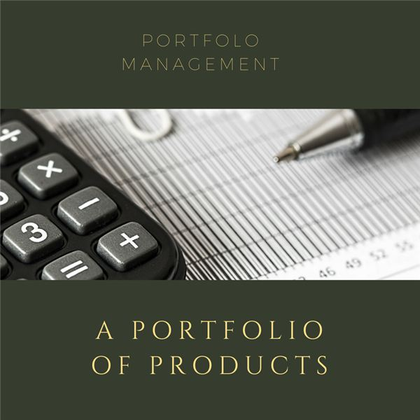 A Portfolio of Products