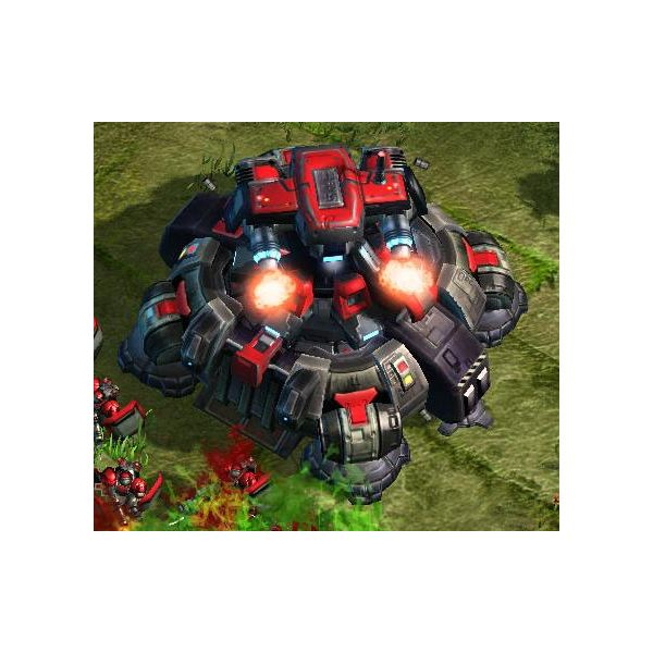 SC 2 Beta - Terran Preview: New Mechanics and Ground Units