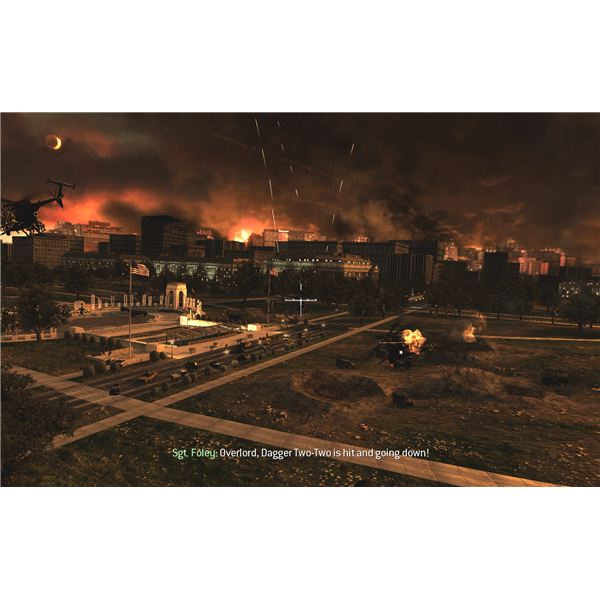 Call of Duty: Modern Warfare 2 - Of Their Own Accord - The Helicopter Ride to the WW2 Memorial